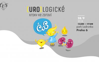 Spuštěna FB stránka (URO)logické kroky ke zdraví, 28.9.2018, park Ladronka, Praha 6